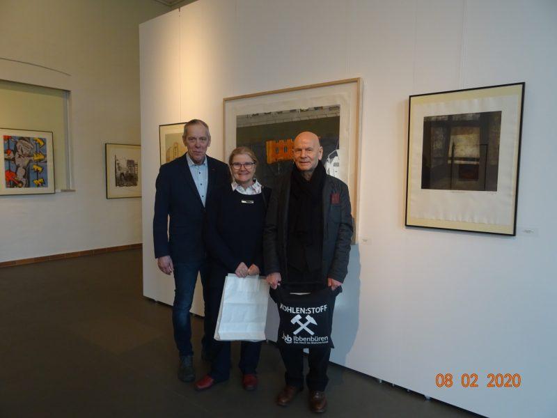 Besuch der Orangerie in Dessau